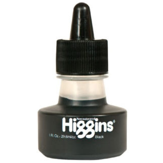 Higgins Fountain Pen India Ink 46030 The Ink Stone